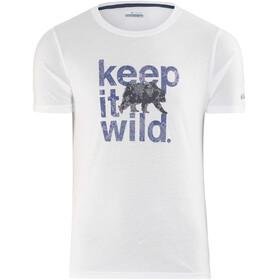 Columbia Miller Valley - Camiseta manga corta Hombre - blanco